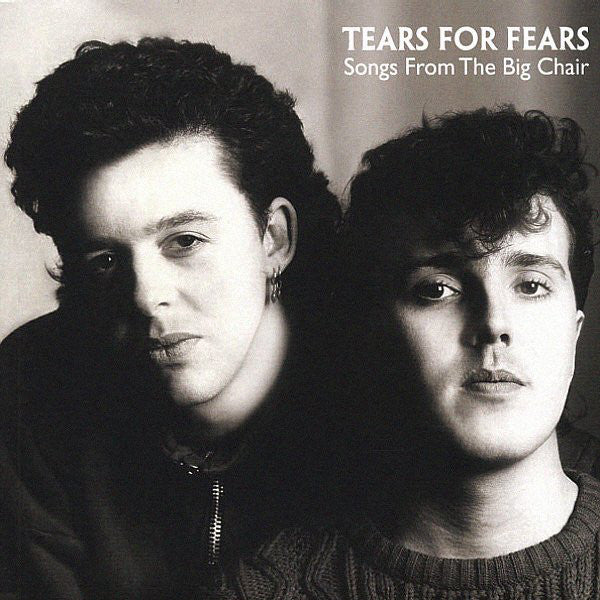 Tears For Fears - Songs From The Big Chair - LP