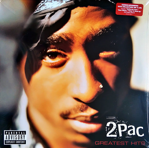 2Pac - Greatest Hits - 4LP Buy Vinyls Online Dubai