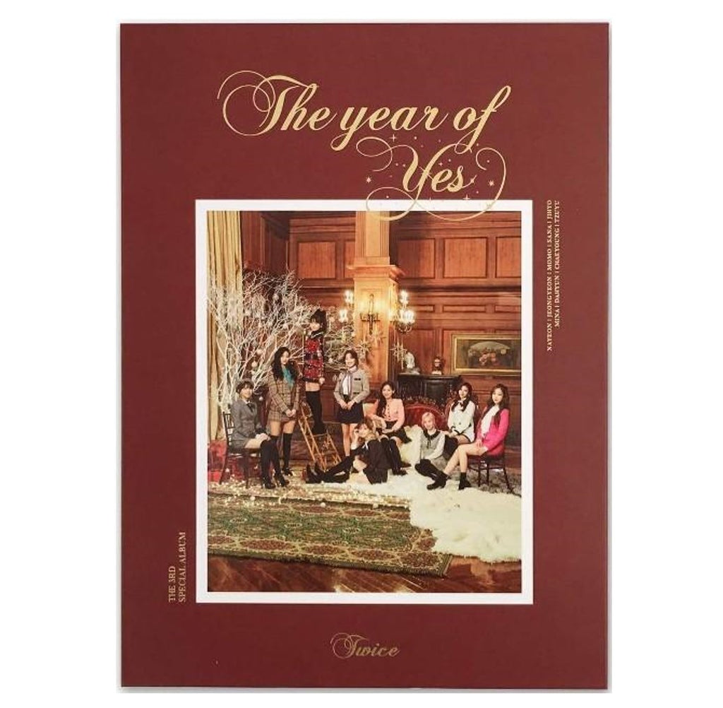 Twice - The Year of Yes - CD