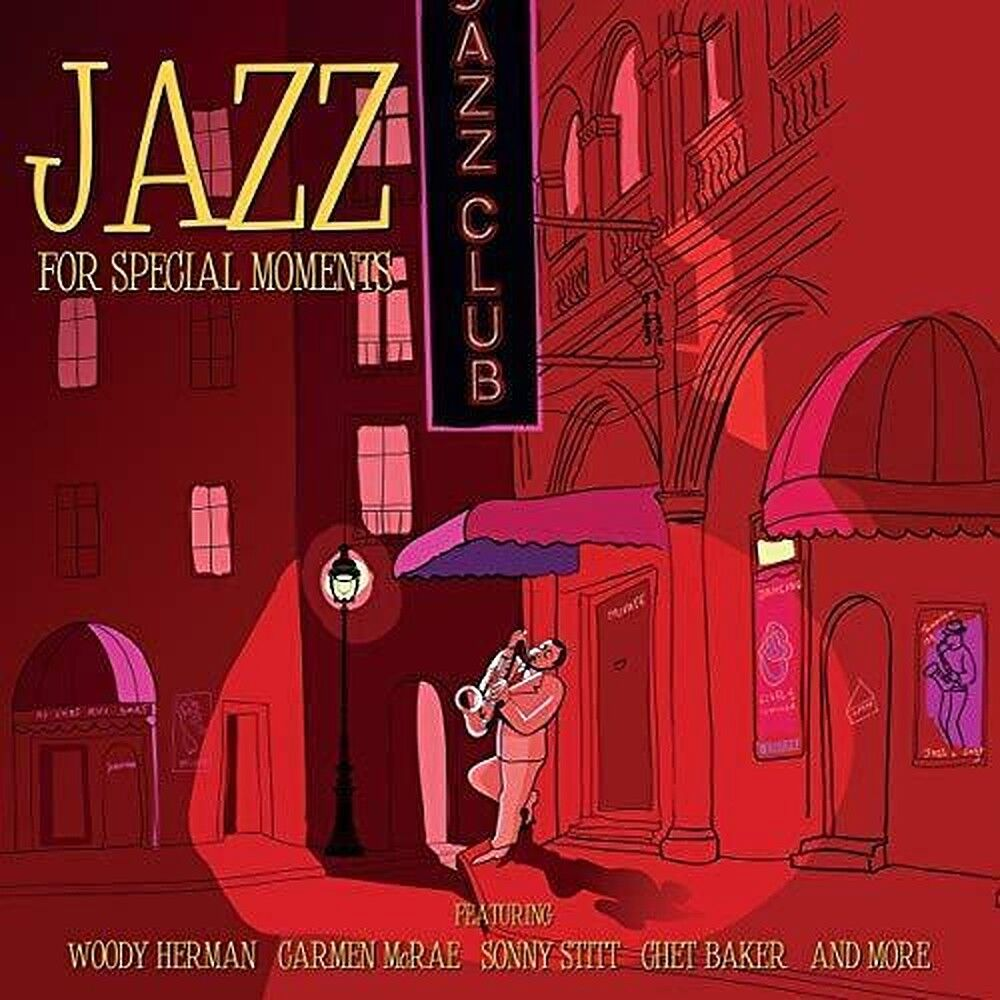 Jazz For Special Moments music