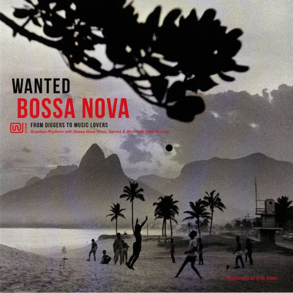 Various Artists - Wanted Bossa Nova - LP