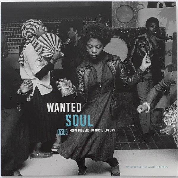 Various Artists - Wanted Soul - LP