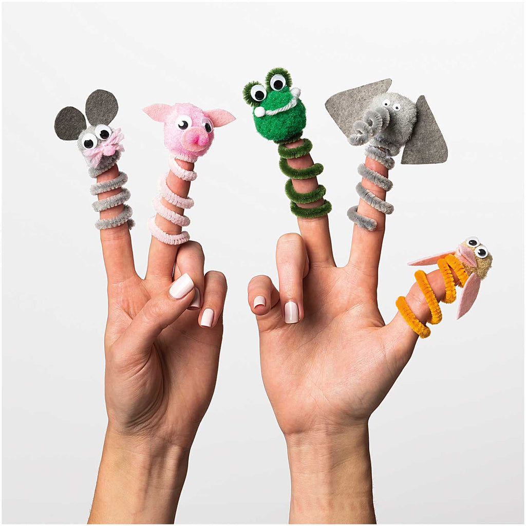 Pipe Cleaner Animals Kit
