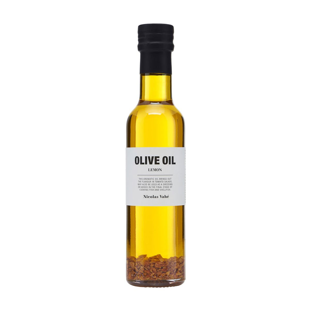Olive Oil With Lemon Peel