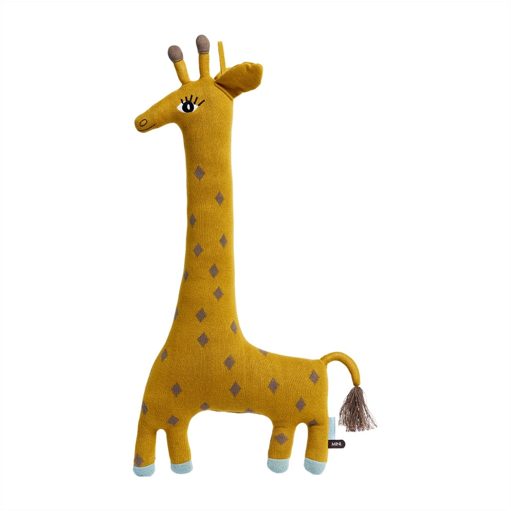 Big Giraffe Cushion Toy