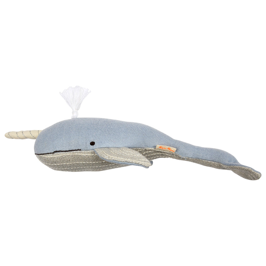 Knitted Narwhal