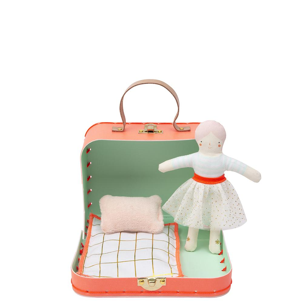 Mini Matilda Doll Suitcase