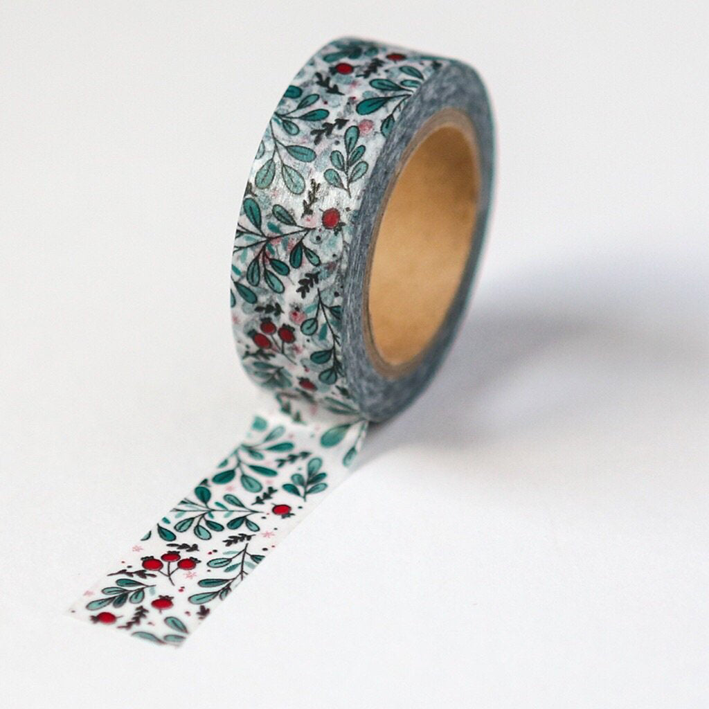 Festive Christmas Washi Tape