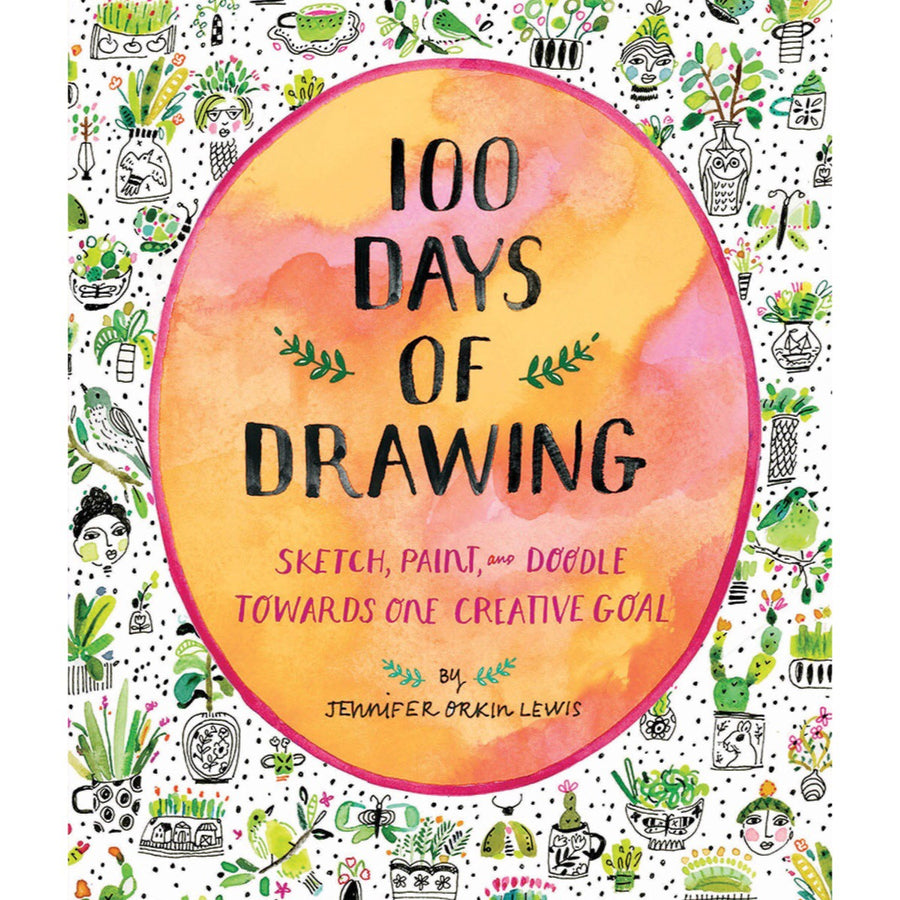 100 Ways of Drawing