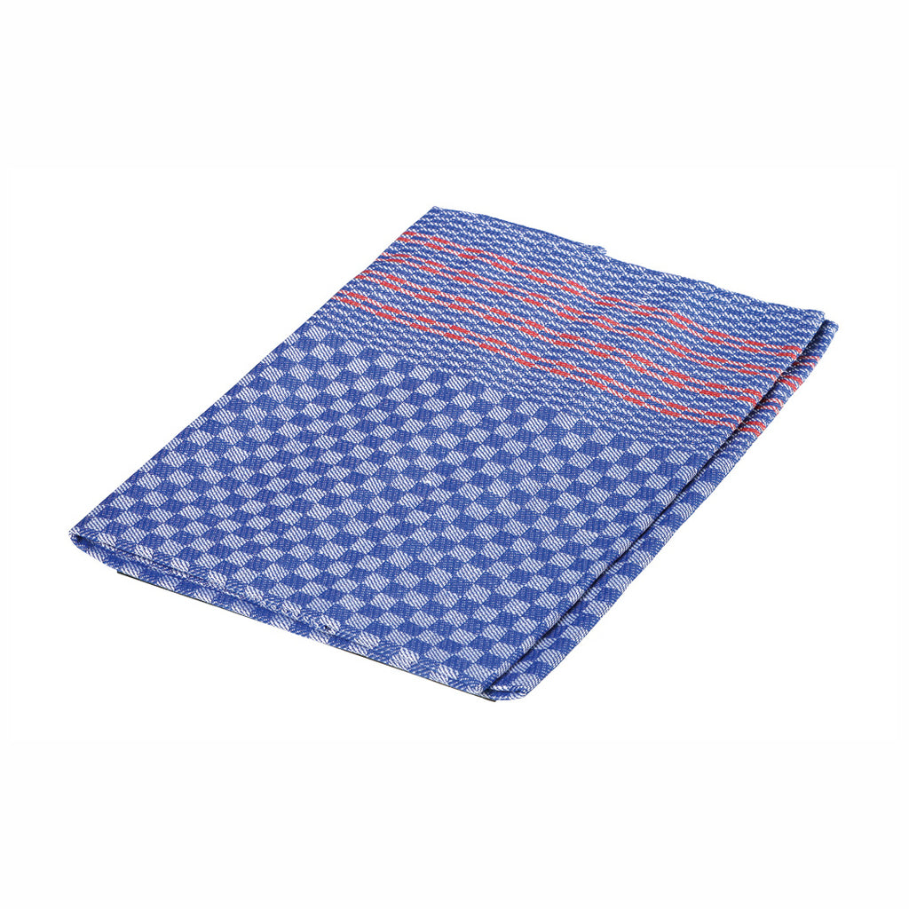 Blue & Red Kitchen Towel