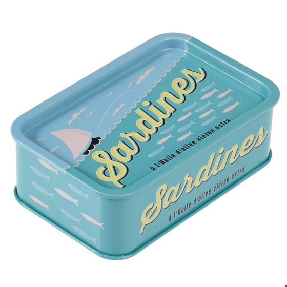 Fishy Little Tins - Sardines