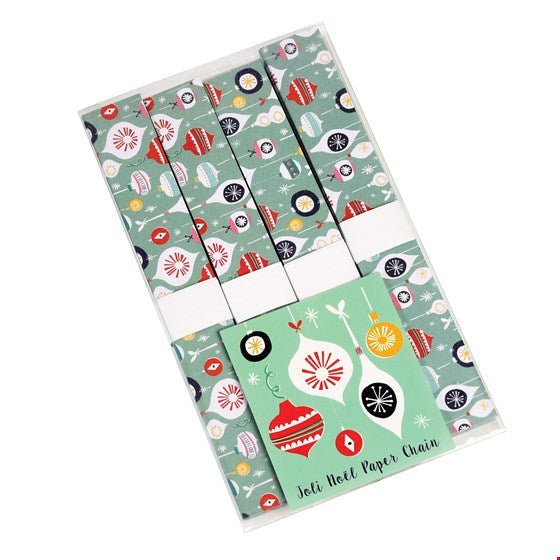 Paper Chain Kit - Jolie Noel Baubles