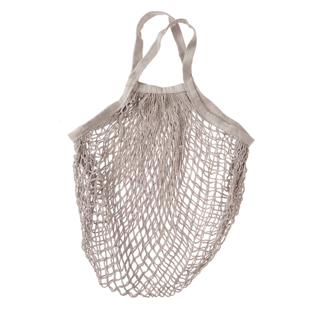 Net Market Bag - Light Grey