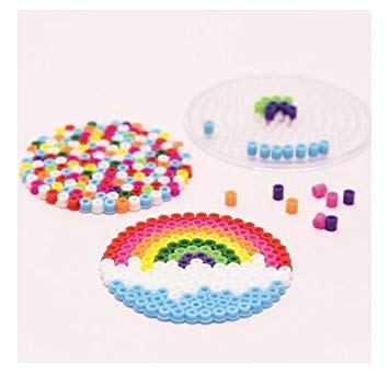Ironing Beads DIY Set - Circle Shape