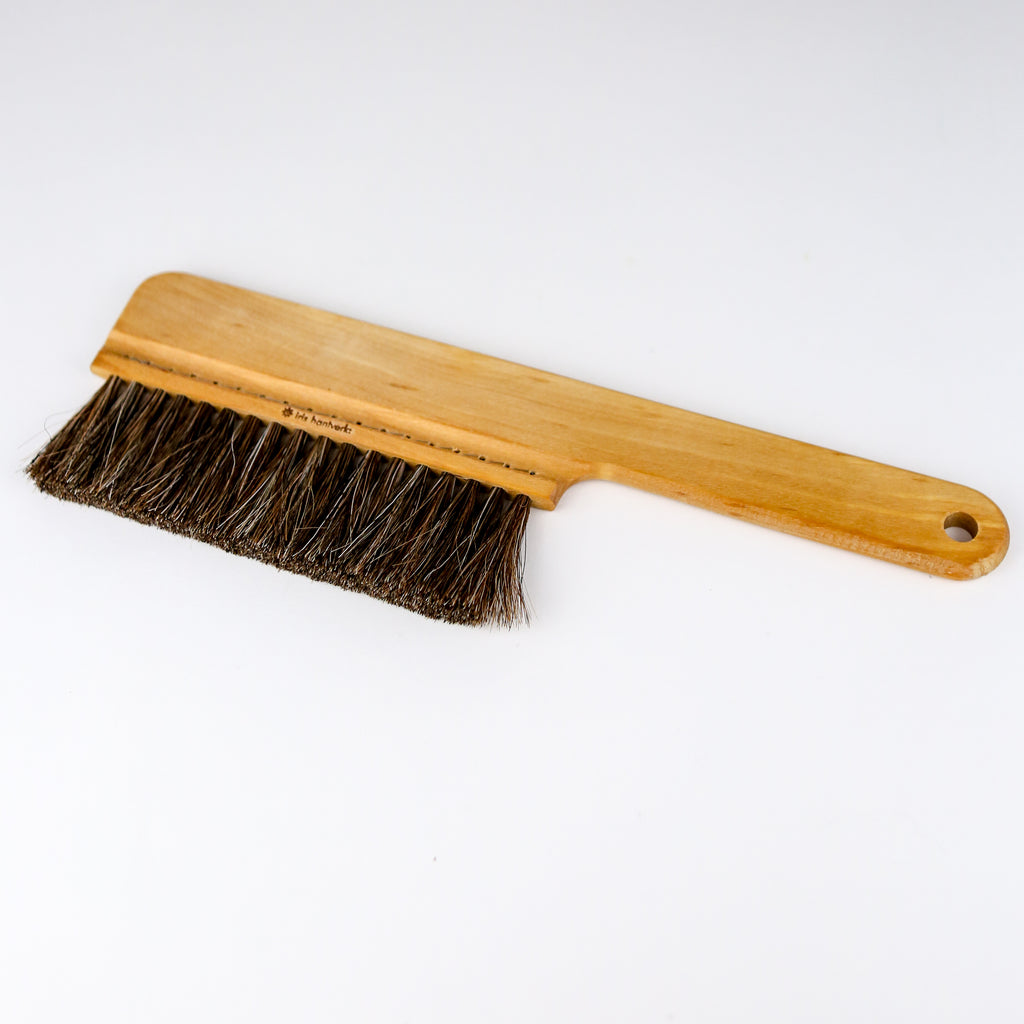 Horse Hair Table Brush