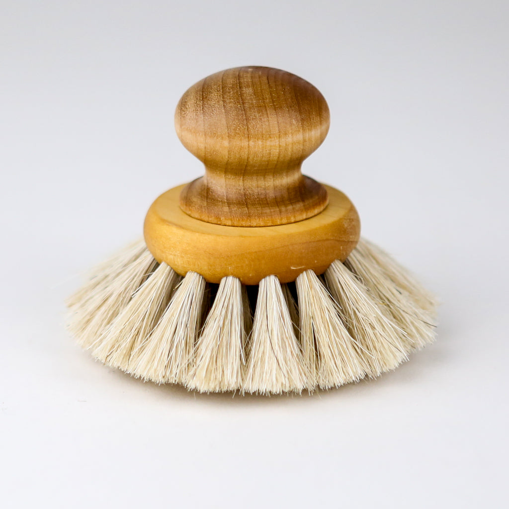 Horse Hair Dish Brush