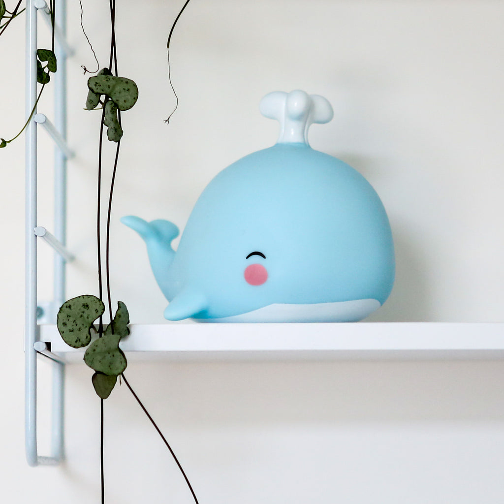 Little Whale LED Night Light