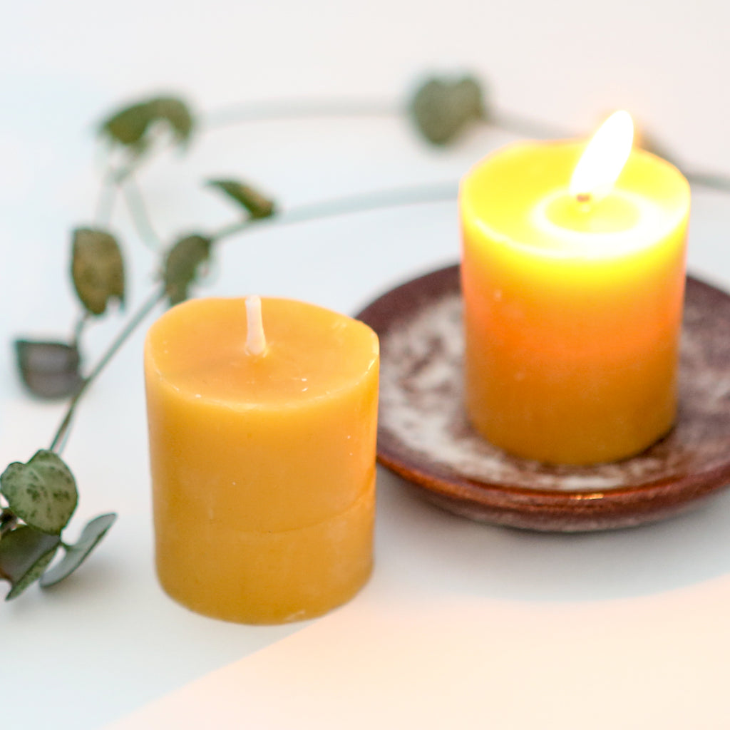 Bee's Wax 8 hour Tea Light