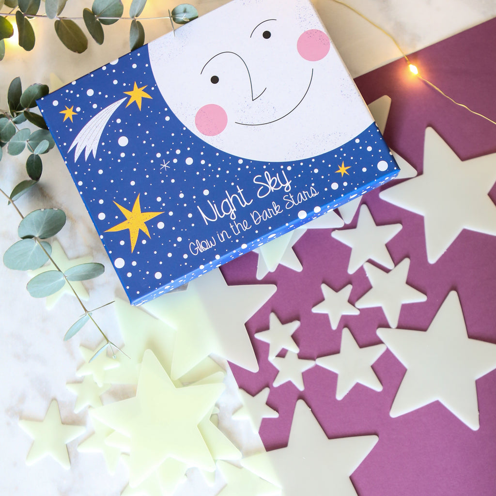 Box of 30 Glow in the Dark Stars