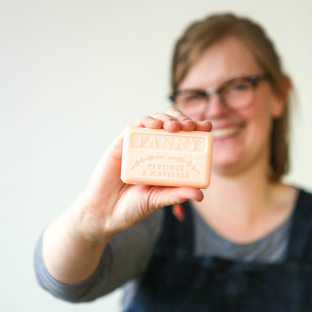 'Fanny' Traditional Marseille Soap 125g