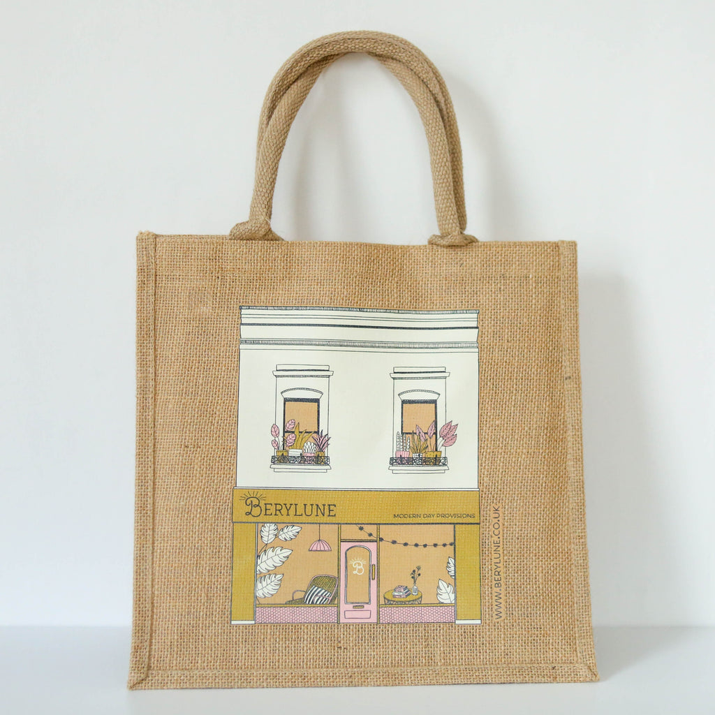 Berylune Jute Shopper