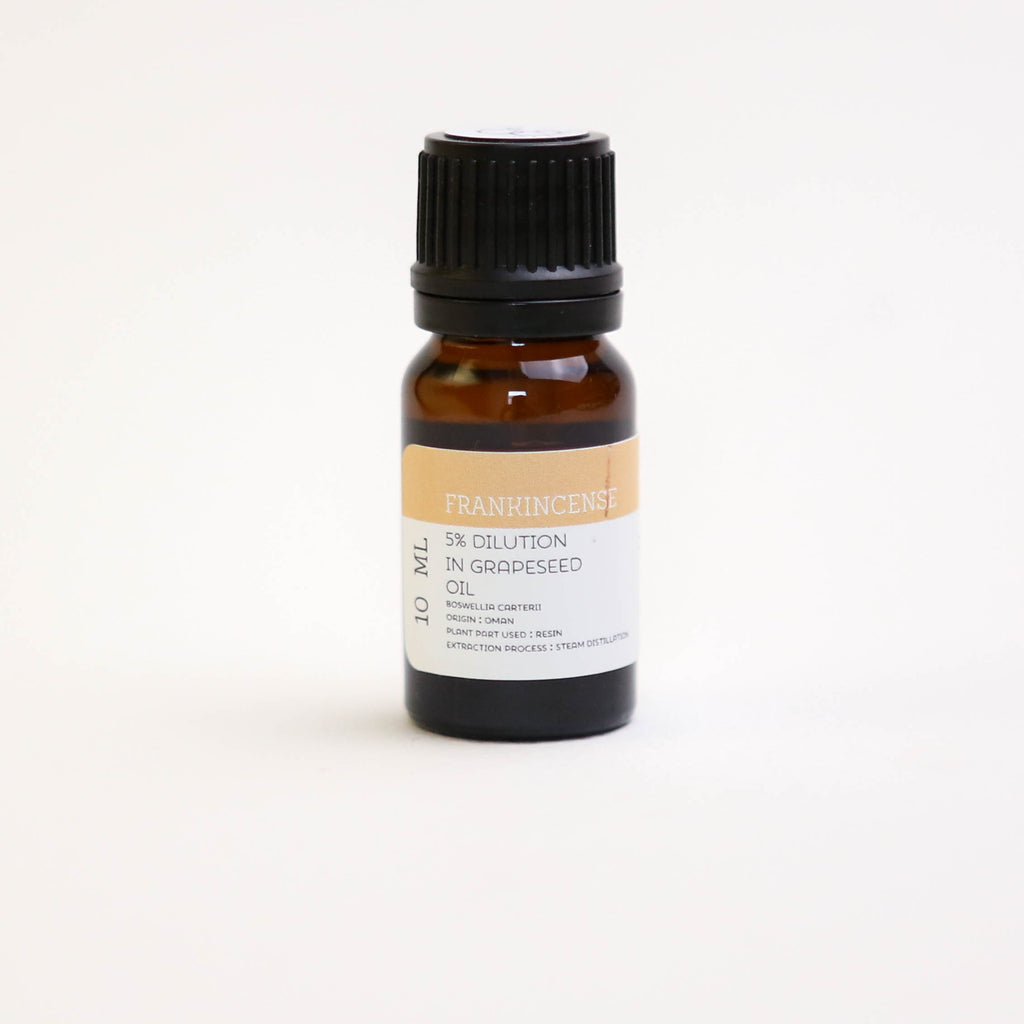 Frankincense Dilute Essential Oil