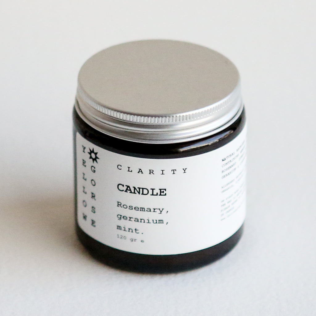 Aromatherapy Candle - Clarity