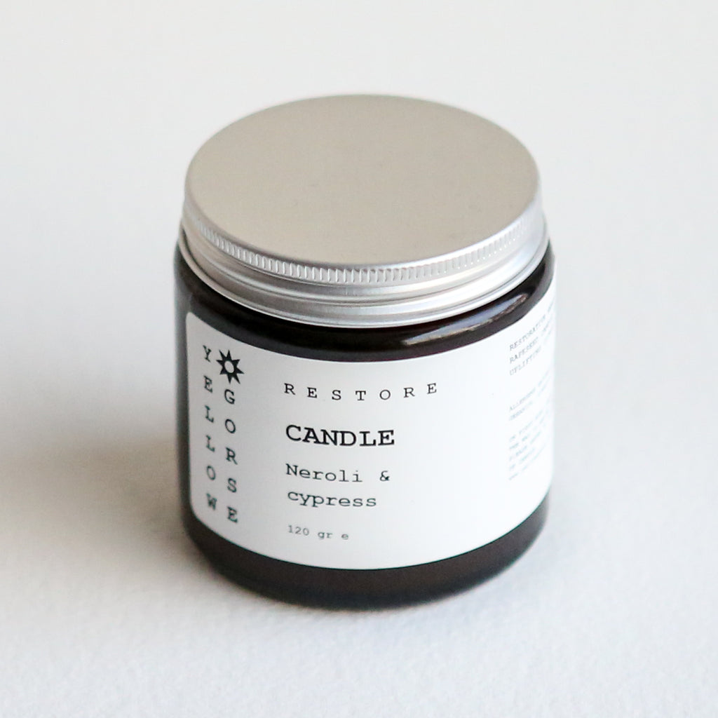 Aromatherapy Candle - Restore