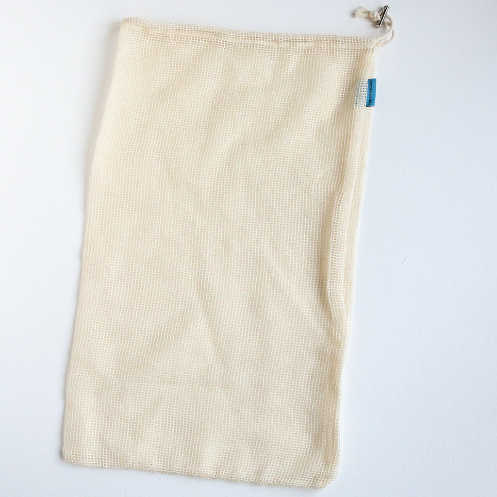 Large Cotton Net Produce Bag