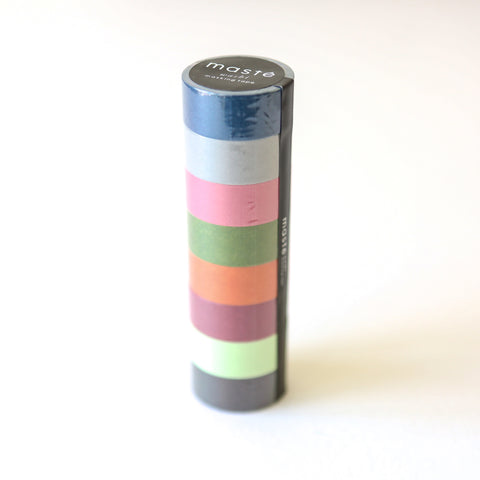 Plain Washi Tape Stack