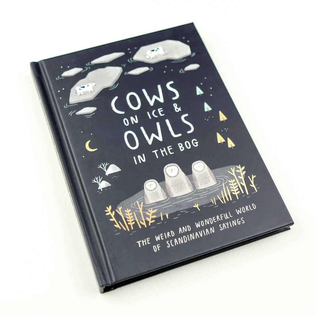 Cows on Ice & Owls in the Bog Book