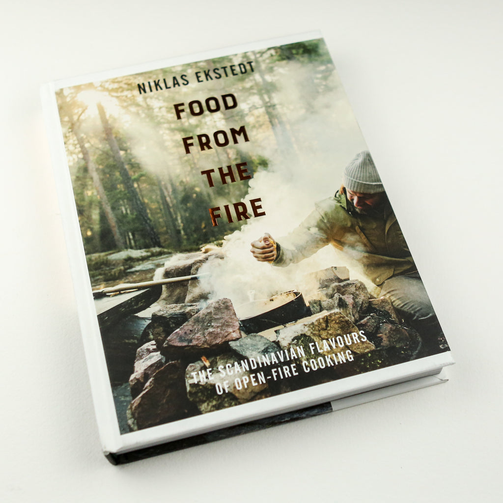 Food from the Fire Book: The Scandinavian flavours of open-fire cooking