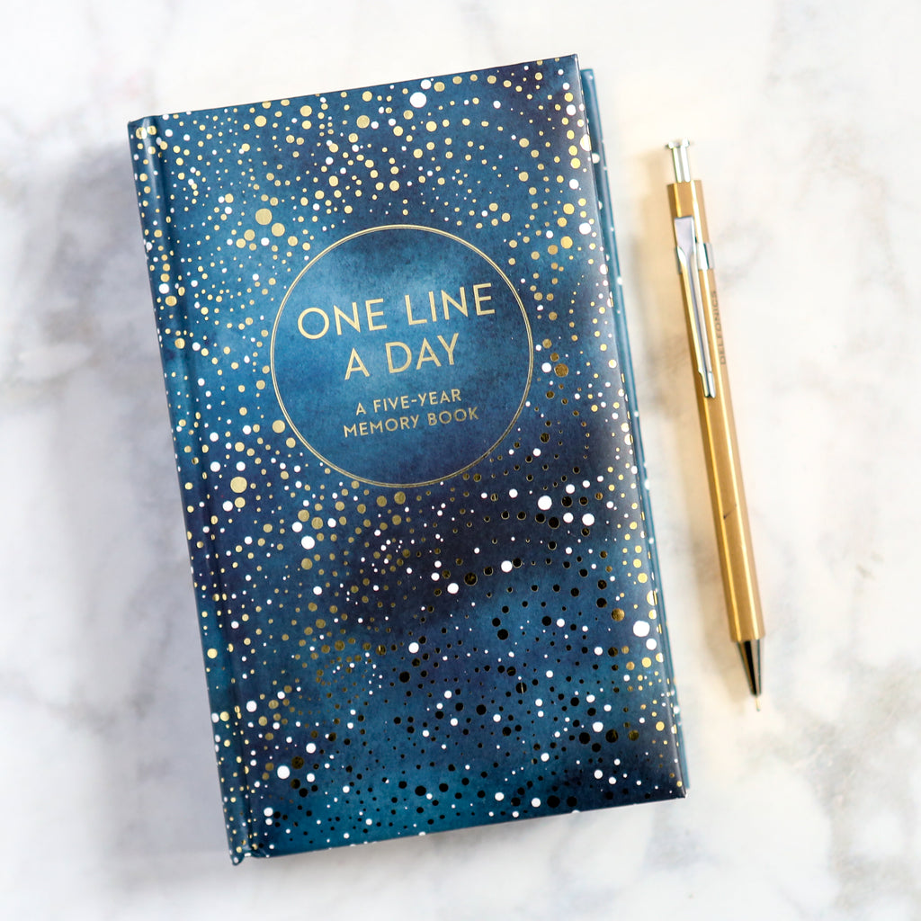 Celestial One Line A Day Five Year Diary