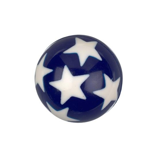 Large Glow in the Dark Star Bouncy Ball