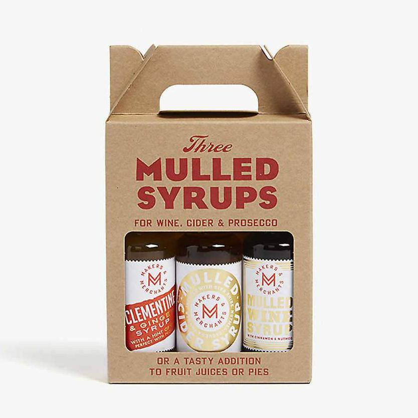 Mulling Syrup Trio