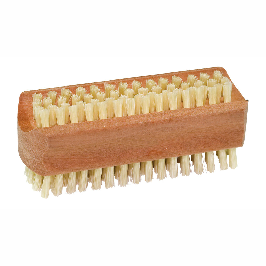 Pear Wood Nail Brush