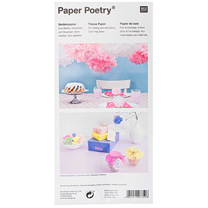 Tissue Paper Pack - Pinks and Purples