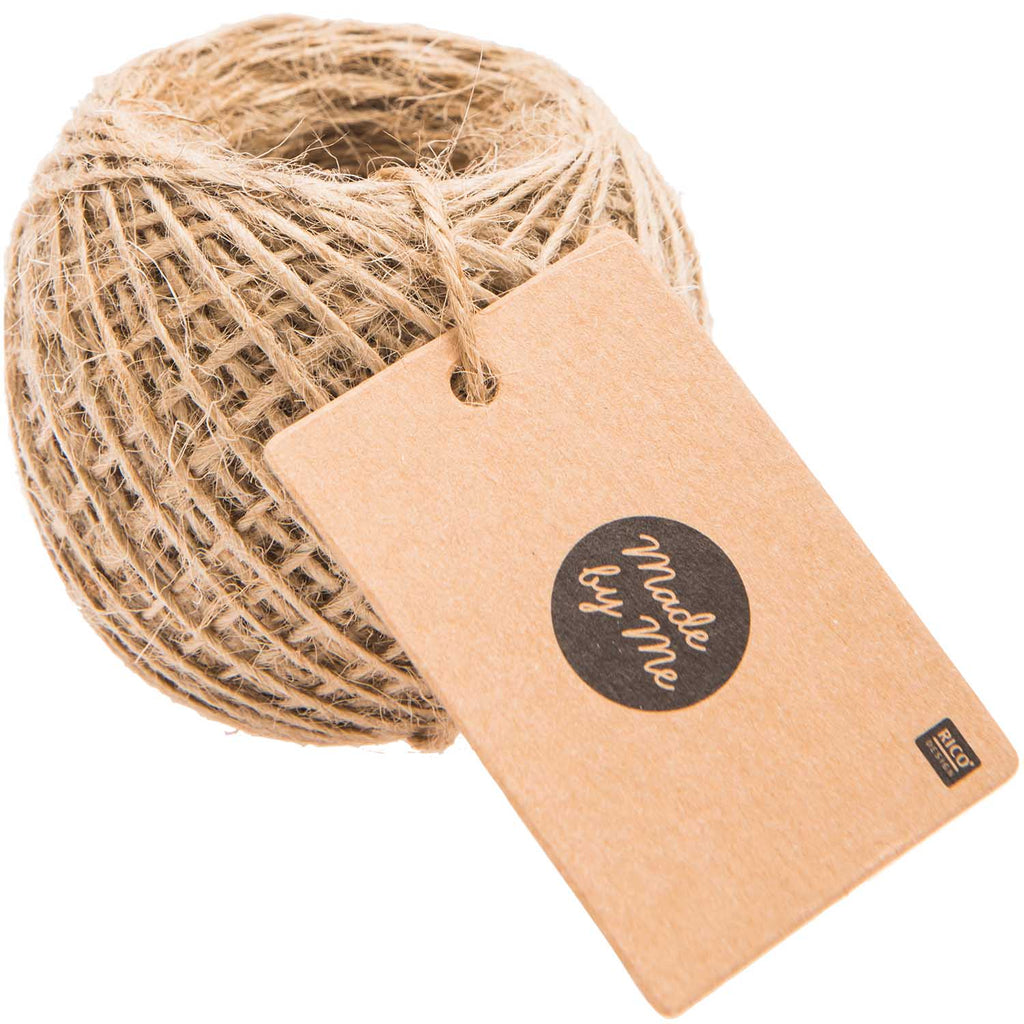 Jute String - Natural 50 meters
