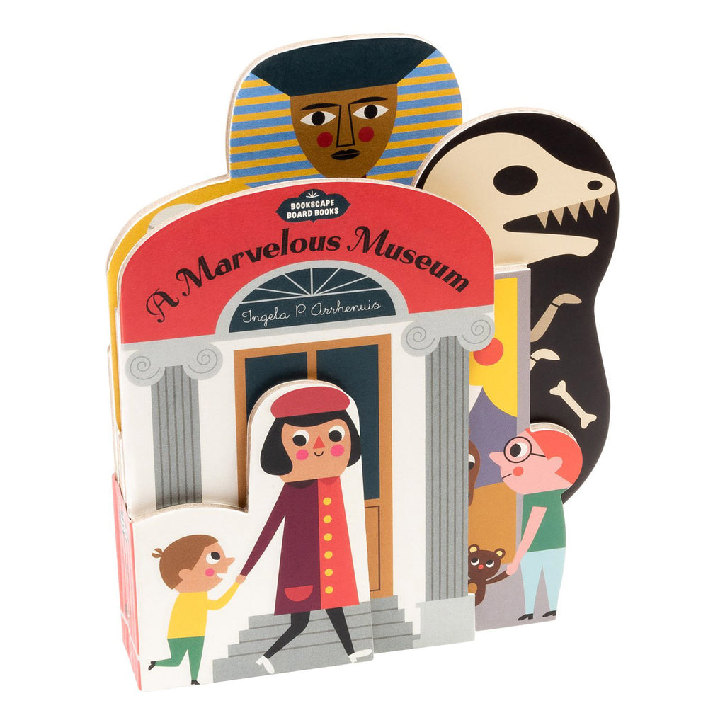 A Marvellous Museum Board Book