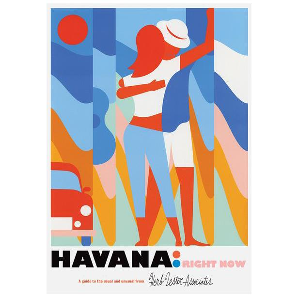 ** Travel Guide Map - Havana