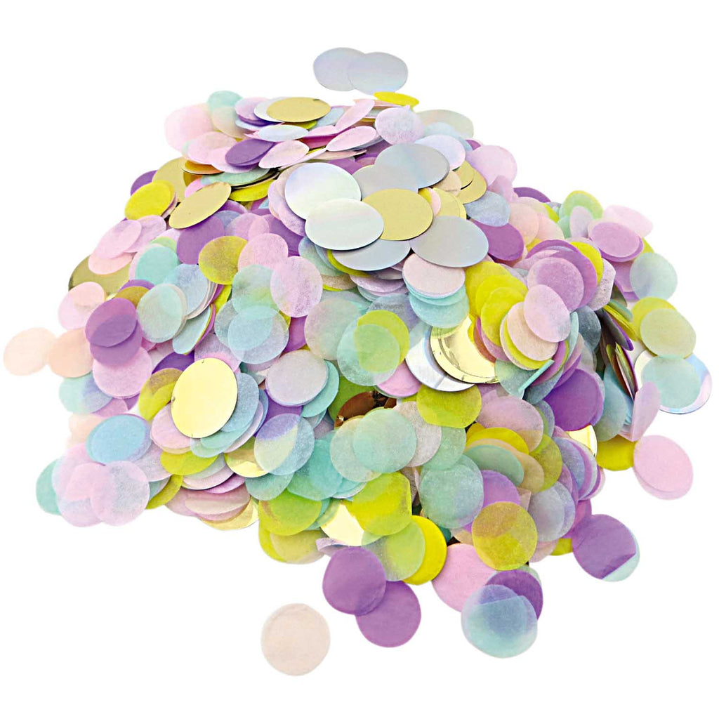 Box of Confetti - Pastel Mix