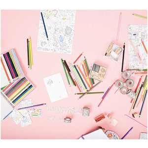 Colour You Own Paper Placemats