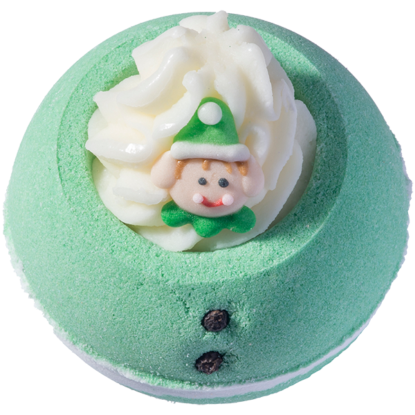 Zingy Christmas Bath Bomb