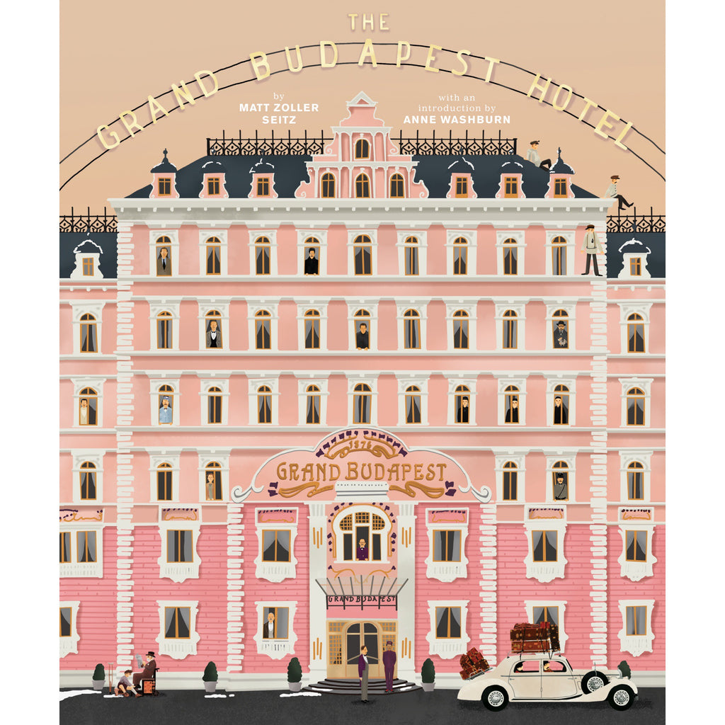 The Grand Budapest Hotel: The Wes Anderson Collection