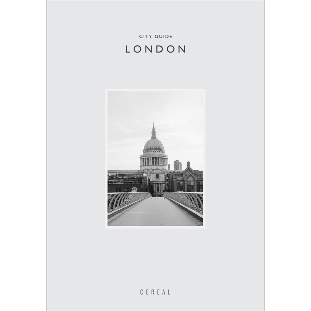 Cereal City Guide: London