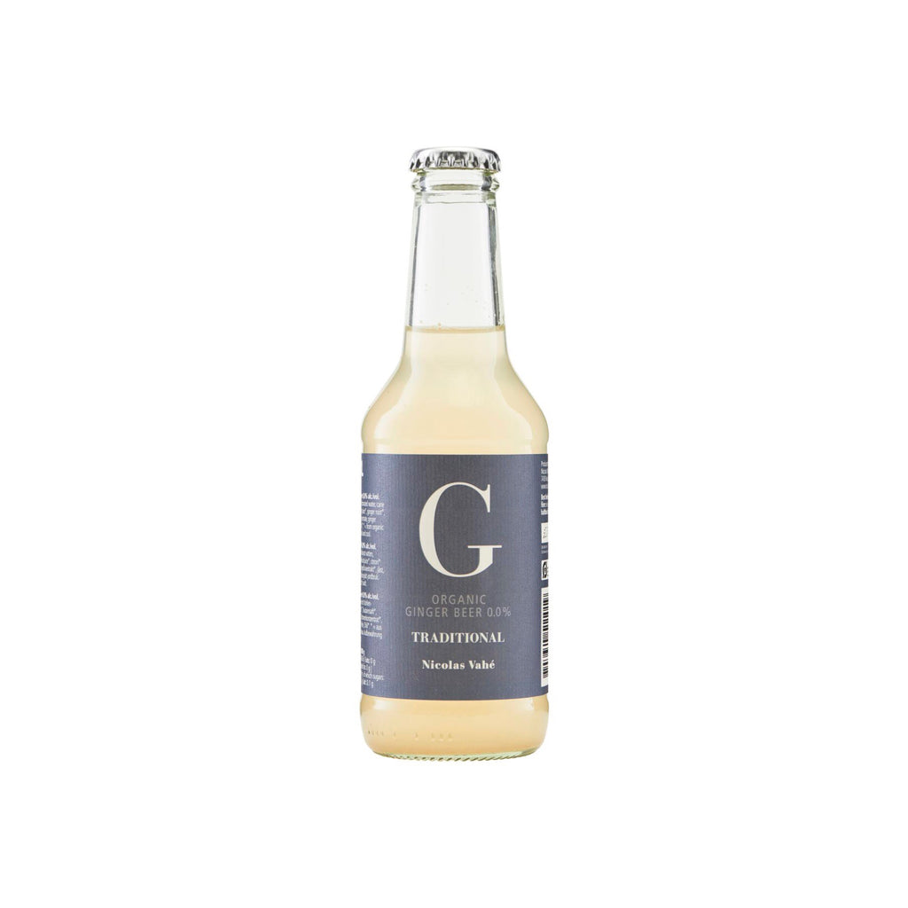 Organic Ginger Beer