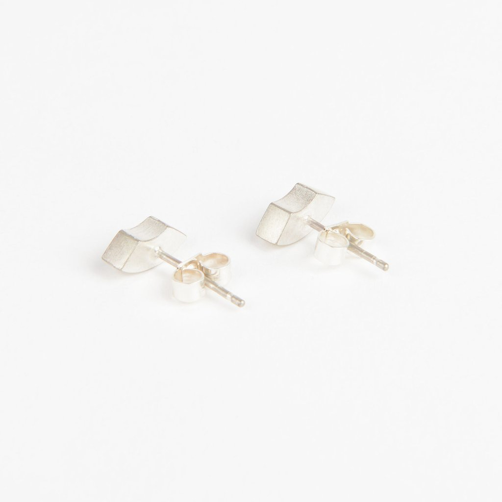 Béton Arc Earrings