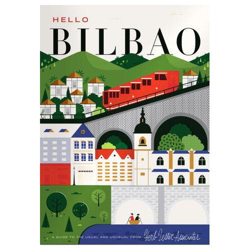** Travel Guide Map - Hello Bilbao