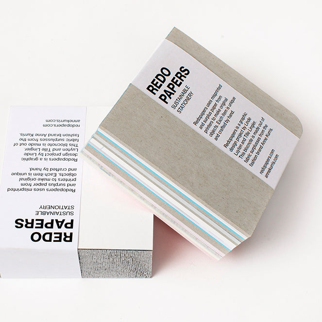 Recycled Bloc Note Pad