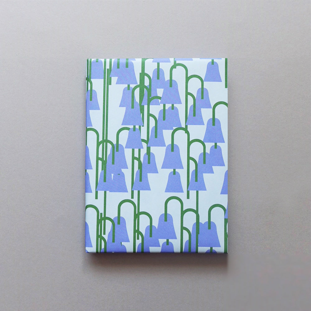 Bluebell Gift Wrap